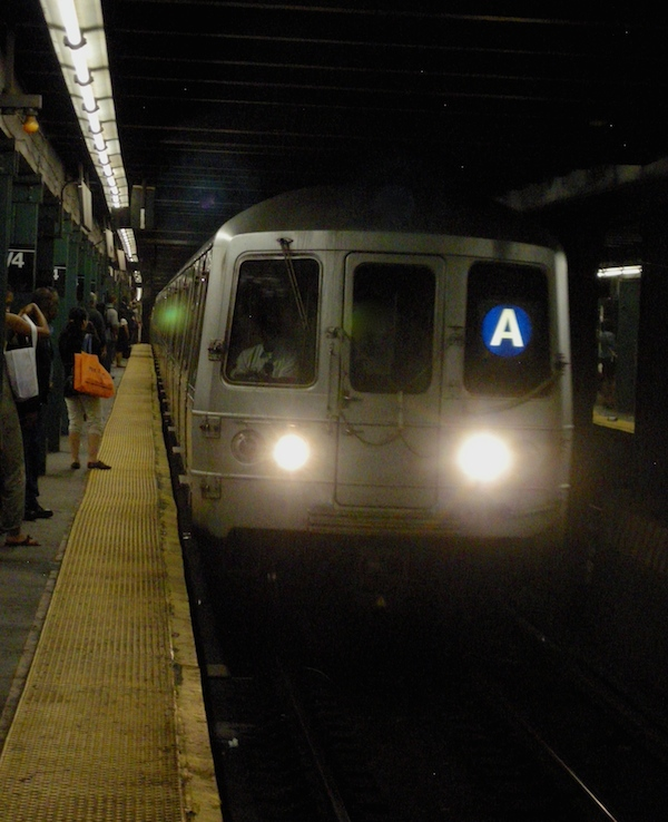 You, can take the A train...